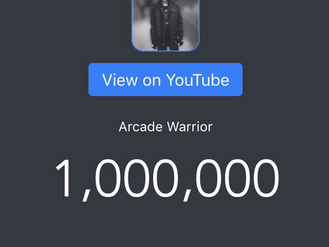 ONE MILLION SUBSCRIBERS!