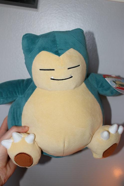 Big Snorlax Pokemon Plush Toy