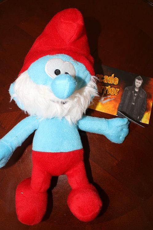 Papa Smurf Plush Toy