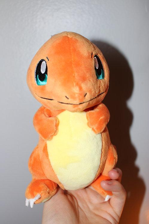 Charmander Pokemon Plush Toy