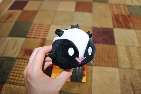 Mini Skunk Bun Bun Plush Toy
