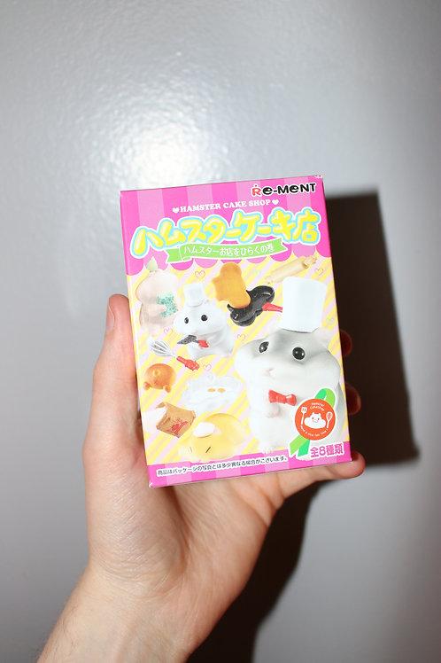 Hamster Cake Shop Toy