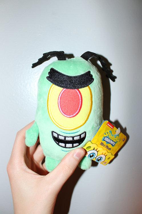 Plankton Spongebob Squarepants Plush Toy