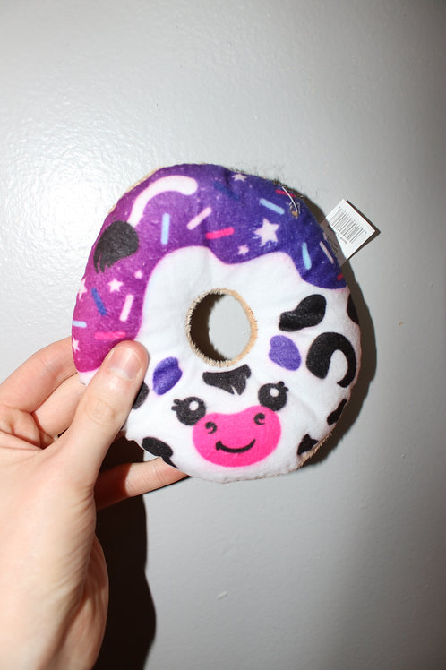 Cow Donut Plush Toy