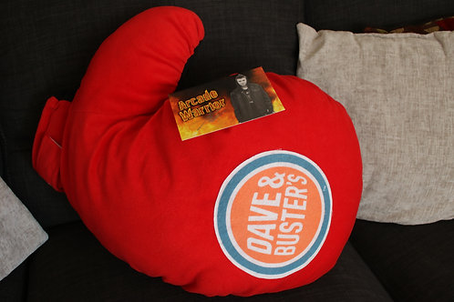 Old School Dave & Busters Boxing Glove