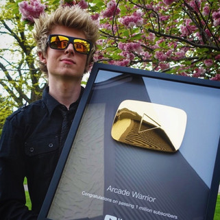 One Million Subscribrs