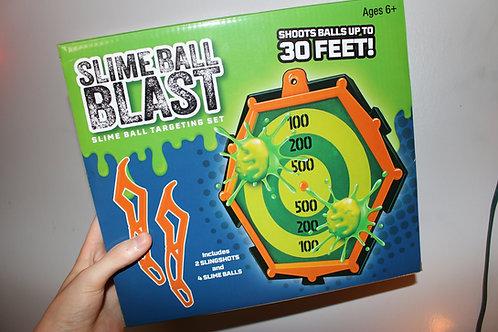 Slime Ball Blast Toy