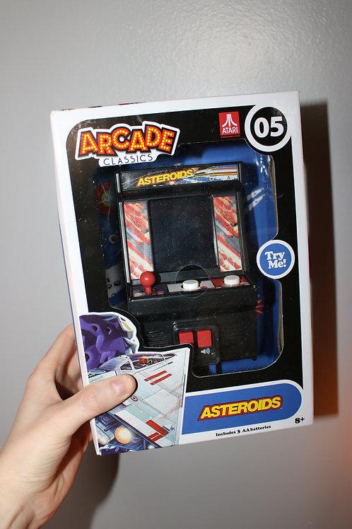 Asteroids Arcade Game Toy