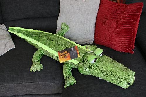Giant Alligator Plush Toy
