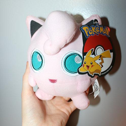 Jiggly Puff Pokemon Plush Toy