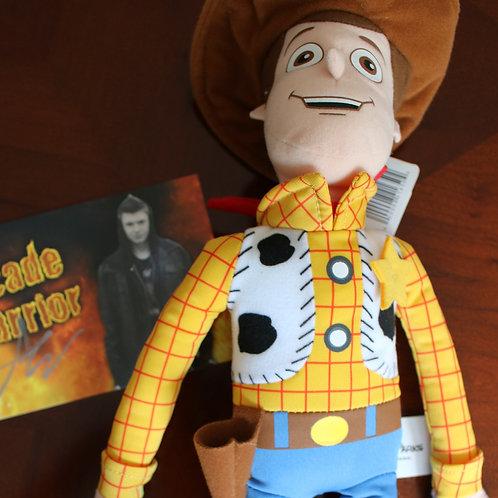 Disney Woody Plush Toy