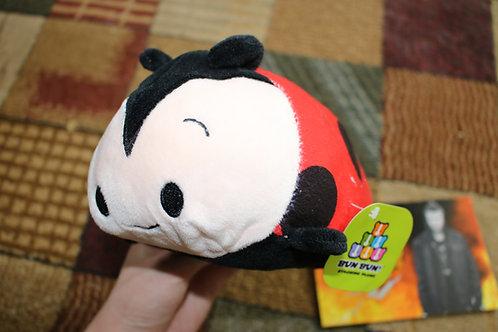Lady Bug Bun Bun Plush Toy