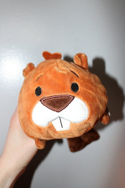 Beaver Bun Bun Plush Toy