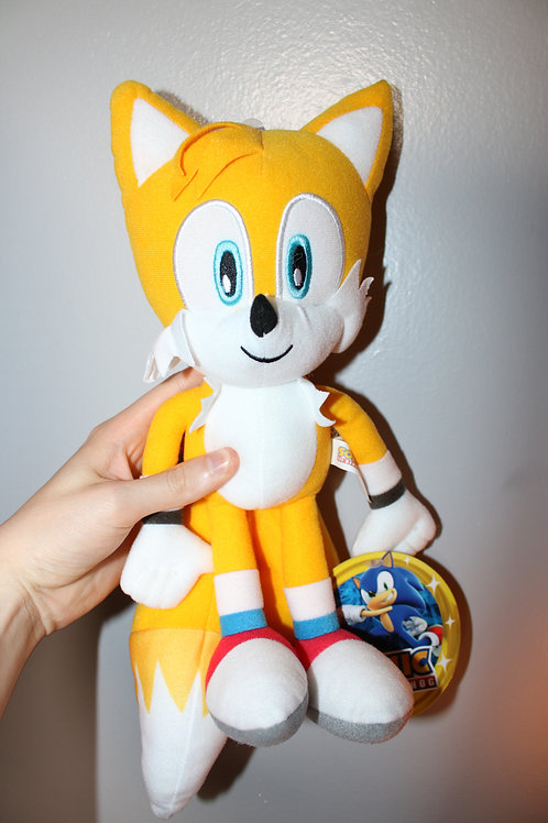 Tales from Sonic Plush Toy