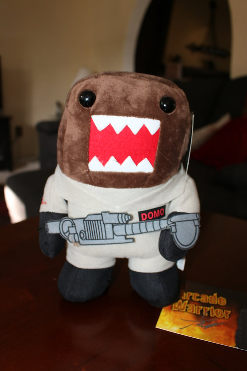 Ghost Busters Domo Plush Toy