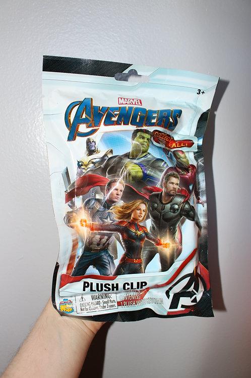 "Marvel Avengers ""Mystery"" Plush Keychain Toy"