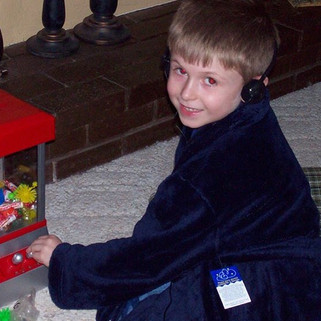 Christmas in the early 2000's