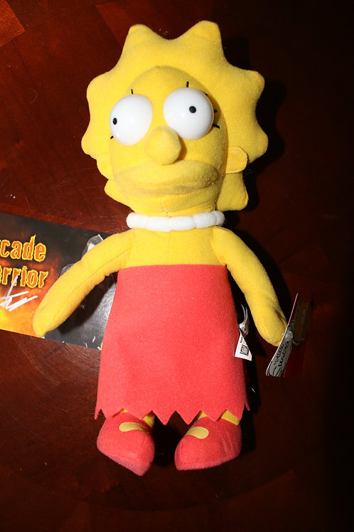 Lisa Simpson Plush Toy
