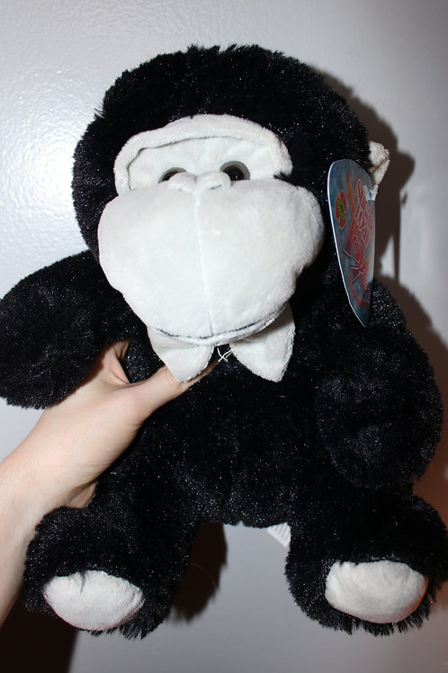 Cute Gorilla with Bow Tie Plush Toy
