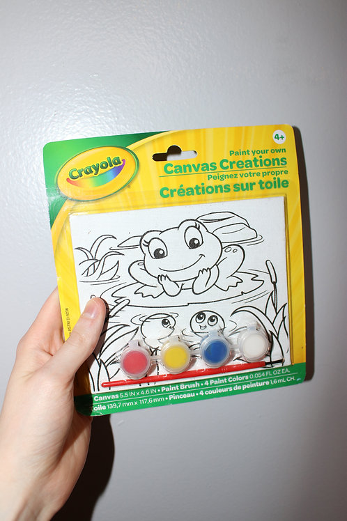 Crayola Painting Kit Toy