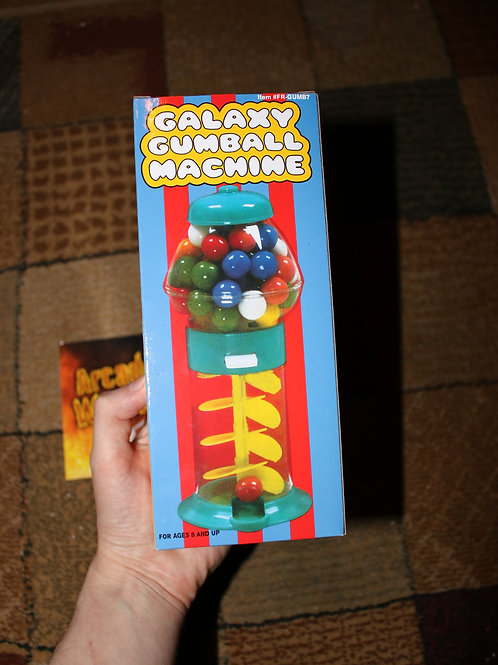 Galaxy Gumball Machine! (No Gumballs Included)