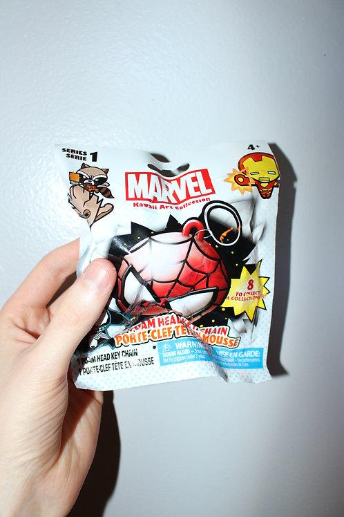 """Marvel Kawaii """"Mystery"""" Collectable Key Chain"""