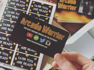 Arcade Warrior Fan Club (Coming Soon)