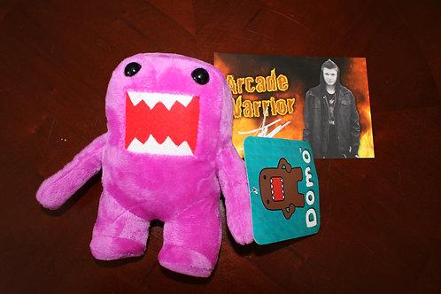 Purple Domo Plush Toy
