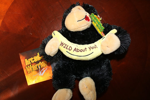 """Wild About You!"" Monkey Plush Toy!"