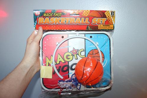 Magic Shot Basketball Set Toy