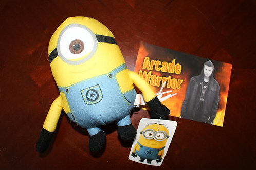 Small Minion Plush Toy