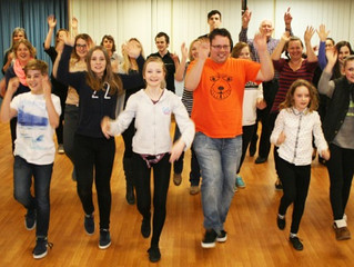 Players stage musical spectacular at Somerset Hall
