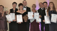 Portishead Players Scoop Prestigious Awards