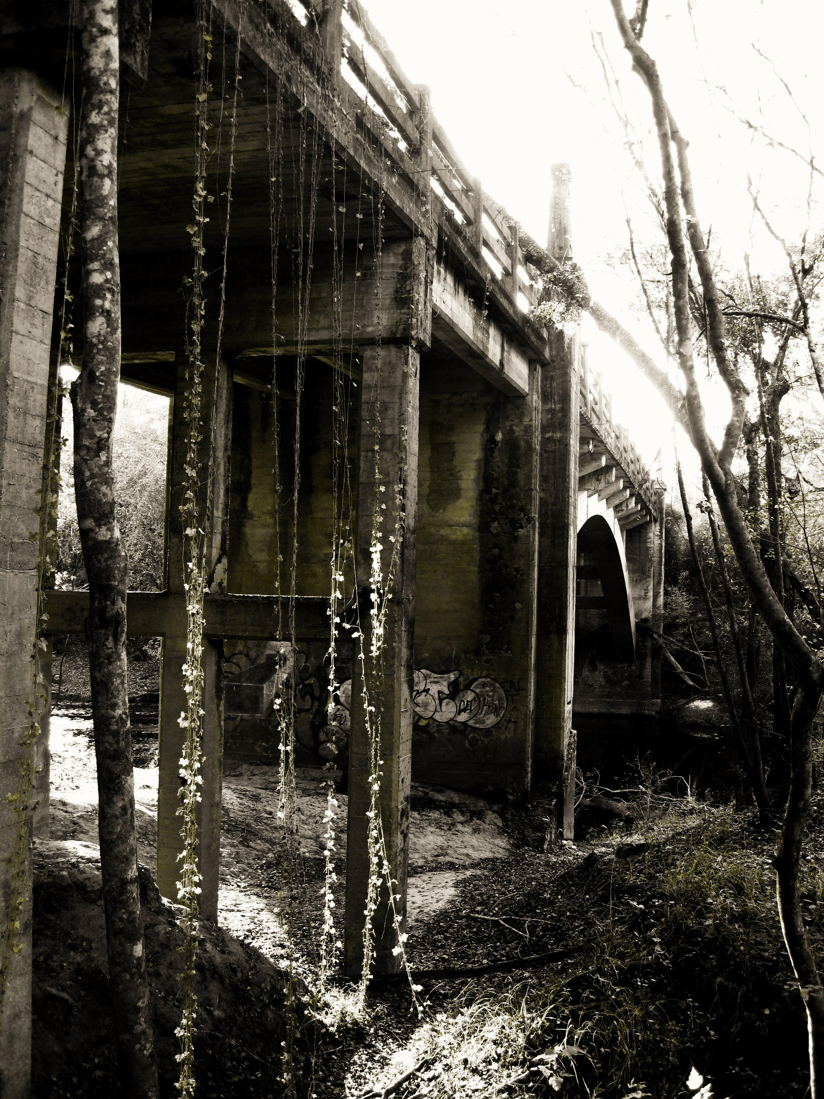 Spook Bridge, Valdosta, Ga