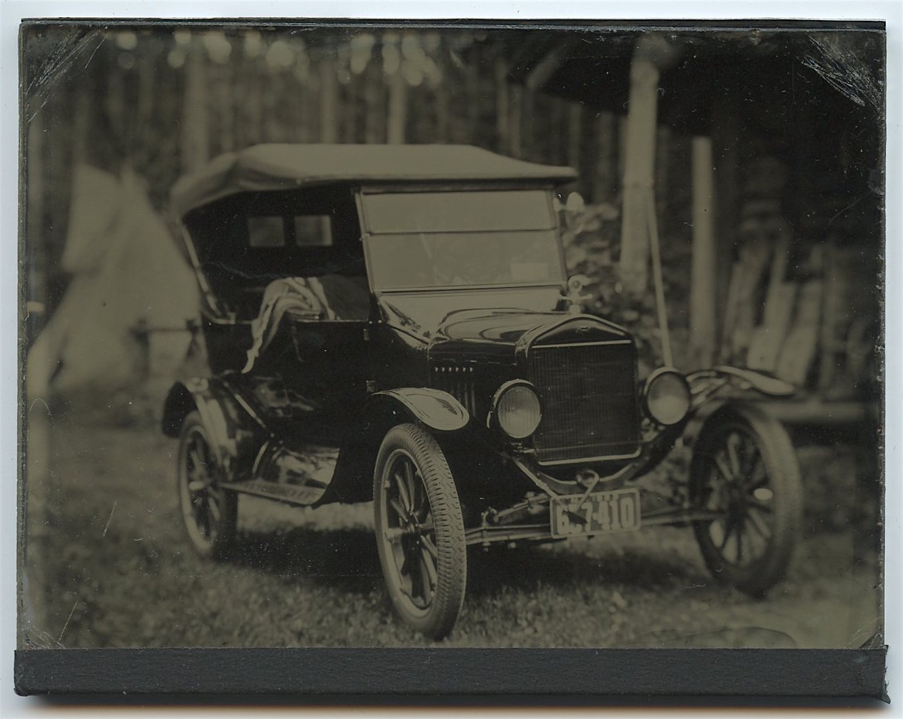 model-t ambrotype