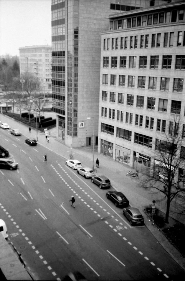 Berlijn, 35mm