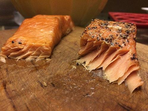 Smoked Wild Sockeye Salmon