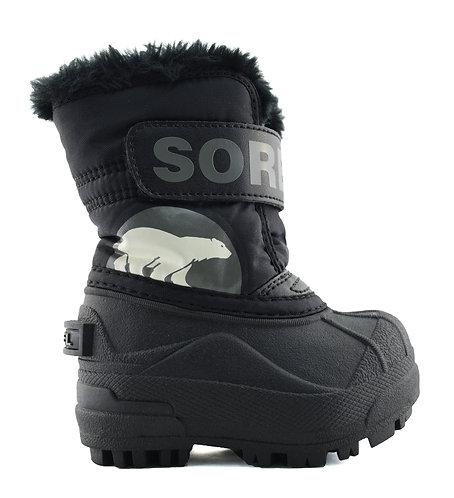 1638112-010 SNOW COMMANDER BLK