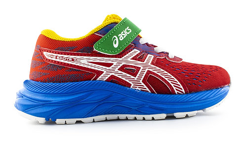 ASICS PRE EXCITE 7 PS 601 RED/MULTICOLOR