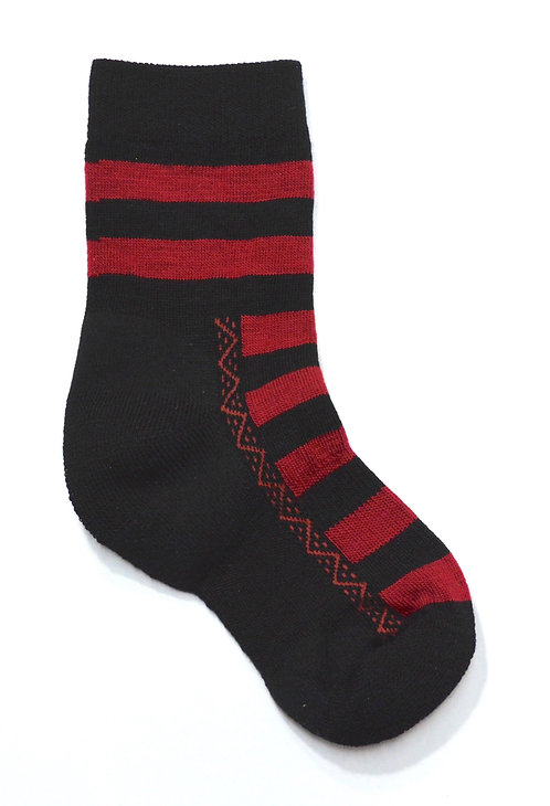 11-4718-220-02 NAUTICAL BLK/RED