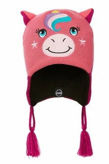 H2546 THE IMAGINARY FRIENDS CHILDREN HAT 4568 LILY THE UNICO