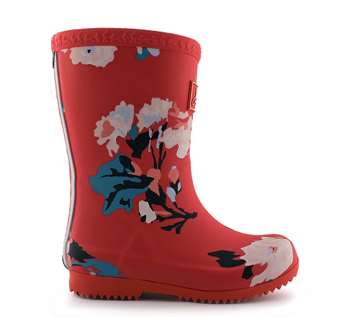 JOULES RED FLORAL 207256
