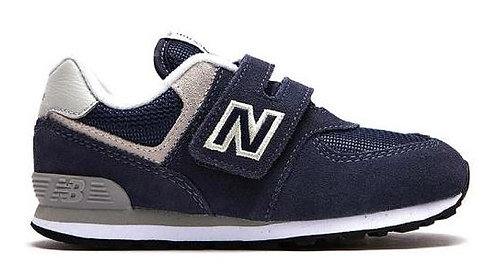 IV574GV NVY/GREY/SUEDE