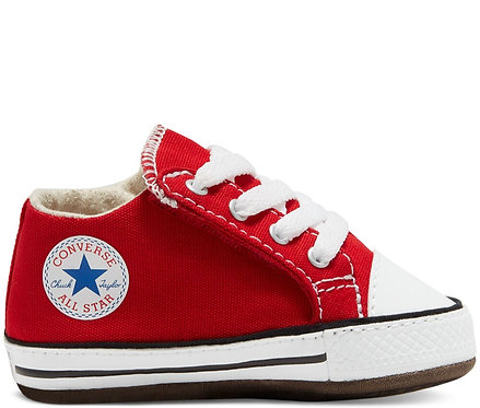CONVERSE CTAS CRIBSTER MID UNIVERSITY RED