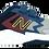 Thumbnail: NEW BALANCE ITRAVBG1 BLUE/GREY