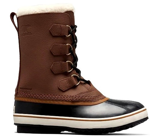 SOREL 1964 PAC T HICKORY BLACK