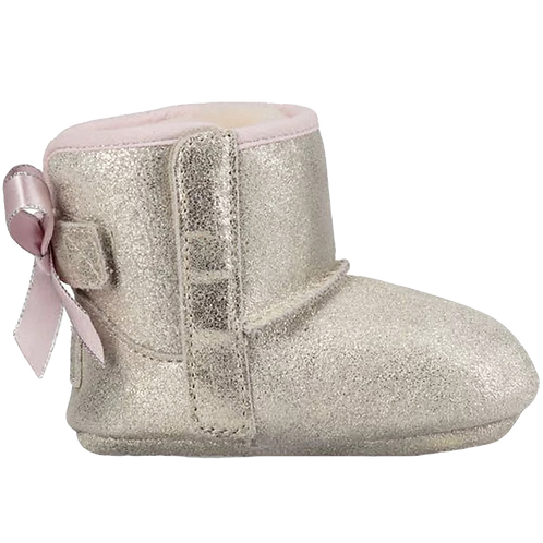 UGG  1019301 JESSE BOW II METALLIC GOLD