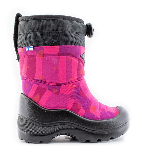 1222-3752 SNOWLOCK PINK Big Square