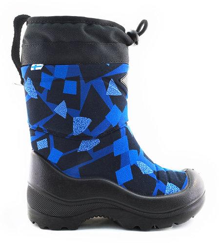1222-7006 SNOWLOCK SKY BLUE FLOW