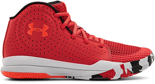 UNDER ARMOUR 3022121-602 GS JET 2019 RED
